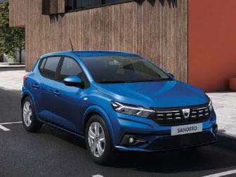 Novo Dacia Sandero: a partir de 9.000€*