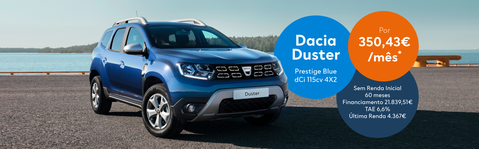 Campanha Dacia Duster